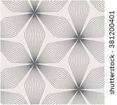 vector pattern. repeating... | Shutterstock .eps vector #381200401