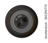 camera photo lens vector.... | Shutterstock .eps vector #381294775