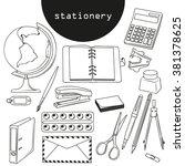 Stationery  Calculator  Staple...