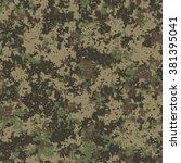 seamless pattern. abstract... | Shutterstock .eps vector #381395041