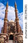 sharm el sheikh  egypt  ... | Shutterstock . vector #381398281