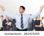 business. | Shutterstock . vector #381425335
