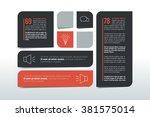 table  chart  schedule  text...   Shutterstock .eps vector #381575014