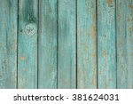 wooden texture with scratches... | Shutterstock . vector #381624031