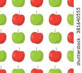 seamless pattern made of...   Shutterstock .eps vector #381640555