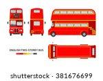 set stock vector illustration... | Shutterstock .eps vector #381676699
