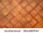 Terracotta Square Tiles...