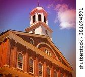 Boston  Massachusetts In The...