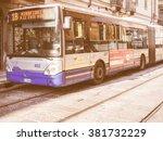 turin  italy   february 19 ... | Shutterstock . vector #381732229