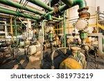 Old Industrial Pipeline...