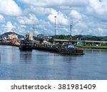 Panama City  Panama   Circa...