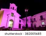 Colorfully Illuminated La...