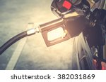 car refueling on petrol station....
