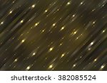 abstract bright glitter gold... | Shutterstock . vector #382085524