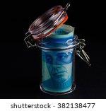 New 200 Nis In Glass Jar