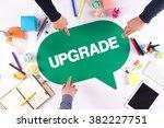 teamwork business brainstorm... | Shutterstock . vector #382227751