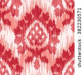weathered damask fabric pattern ... | Shutterstock .eps vector #382230571