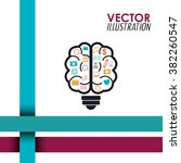 brain storm design    Shutterstock .eps vector #382260547