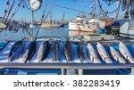 Fish Market In Steveston...