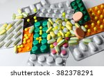 tablets from the flu vitamins