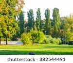 moscow. museum kolomenskoye | Shutterstock . vector #382544491