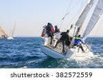 Постер, плакат: sail boats during a