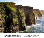 coast of ireland | Shutterstock . vector #382643974