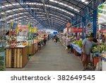 bangkok  thailand   january 30  ... | Shutterstock . vector #382649545