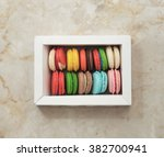 Macarons French Cookies....