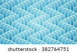 abstract light blue background  ... | Shutterstock .eps vector #382764751