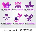 spa logo   Shutterstock .eps vector #382770301