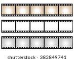 the film | Shutterstock . vector #382849741