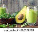 Avocado And Spinach Smoothie ...