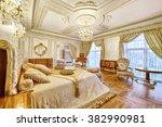 bedroom   Shutterstock . vector #382990981