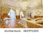 bedroom | Shutterstock . vector #382991005