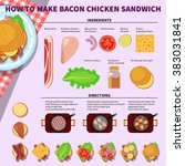 cooking infographics. step by...