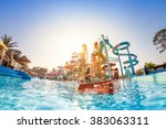pattaya  thailand   dec 27 ... | Shutterstock . vector #383063311