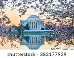 Thomas Jefferson Memorial...