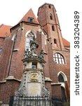 church | Shutterstock . vector #383204389