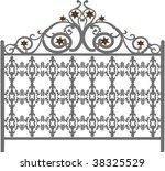 grating | Shutterstock .eps vector #38325529