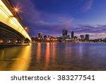 Colourful Sunrise Over Perth...