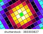 colorful abstract background | Shutterstock . vector #383303827