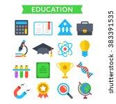 education icons set. education  ...