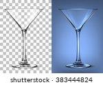 Transparent Vector Glass