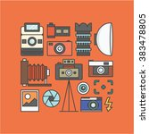photo set | Shutterstock .eps vector #383478805