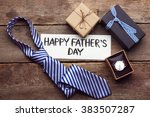Happy Father\'s Day Inscription...