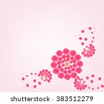 floral background | Shutterstock . vector #383512279