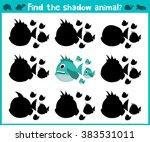 educational children cartoon... | Shutterstock .eps vector #383531011