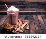 Chocolate Milkshake With...
