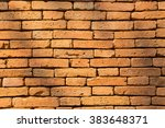 old brick background | Shutterstock . vector #383648371